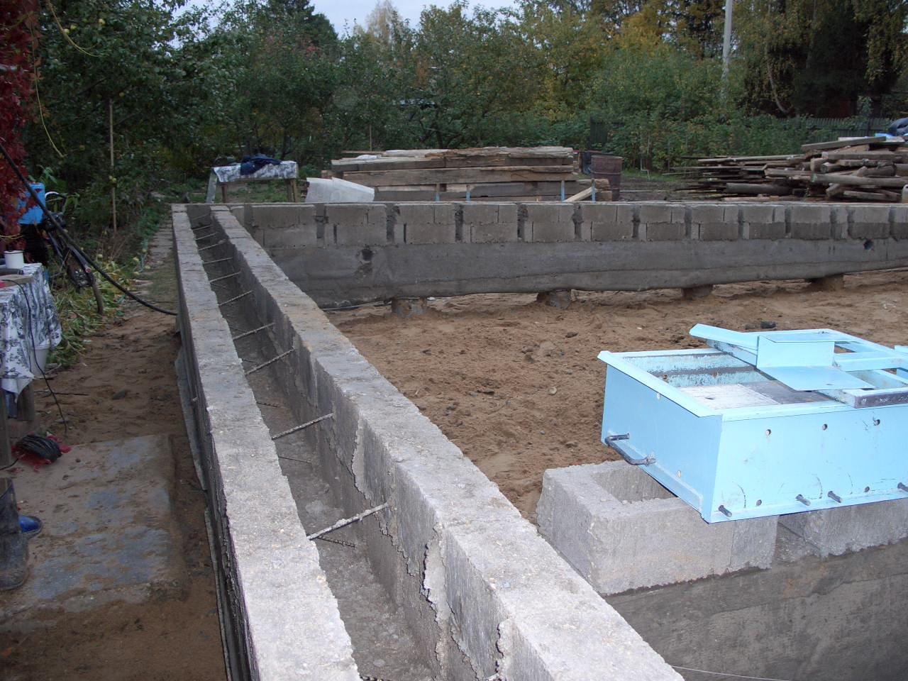 Строительство дома по 48